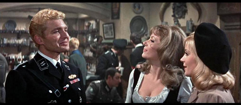 Where eagles dare 1968 encounters with reality