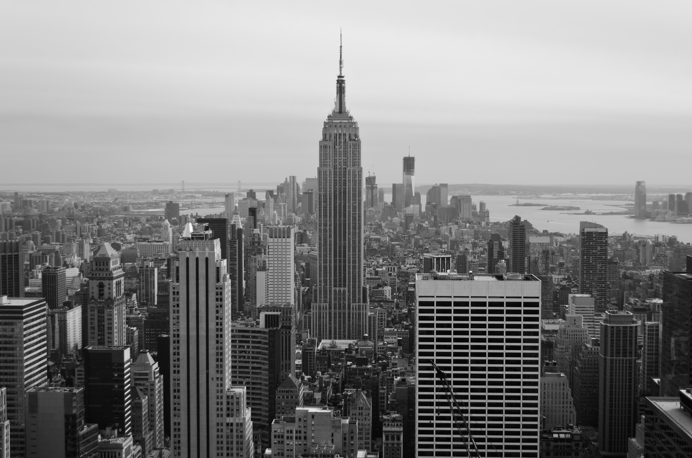 The charm of the Empire State Building (New York ...