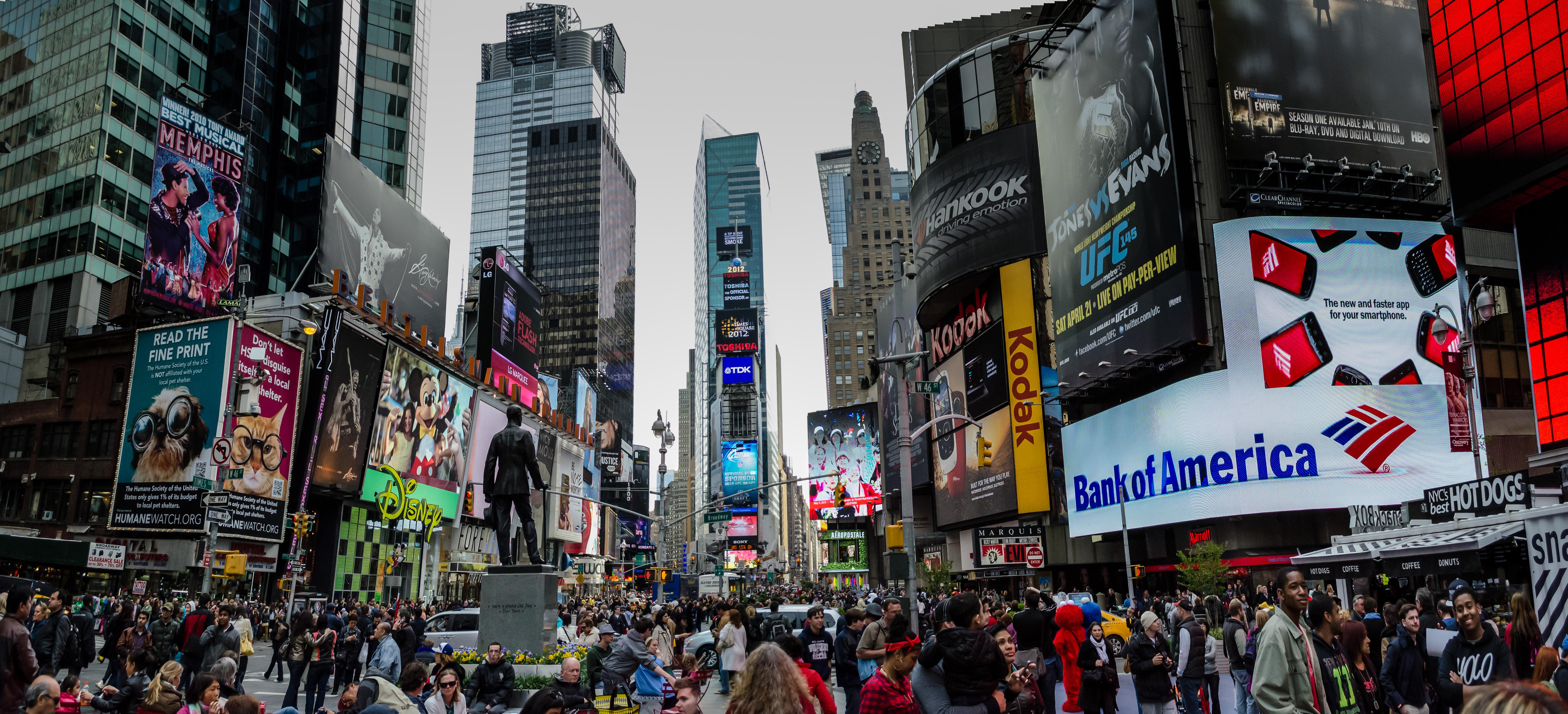 Meet new people in New York