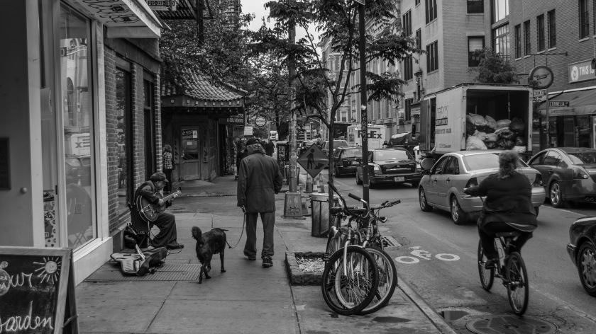 Corner Bleecker Street & Cornelia Street