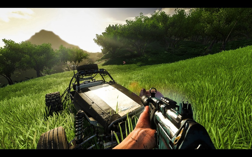 Infinite Hunter (Far Cry 3)