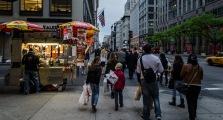 Hot dog on 5th avenue