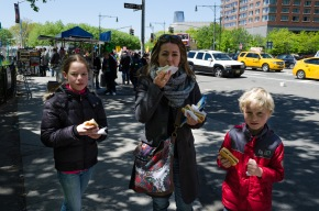 Hot Dogs in New York