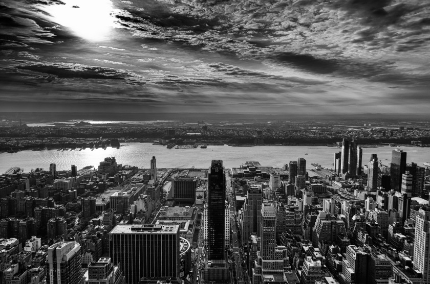 NYC Silver Efex'd