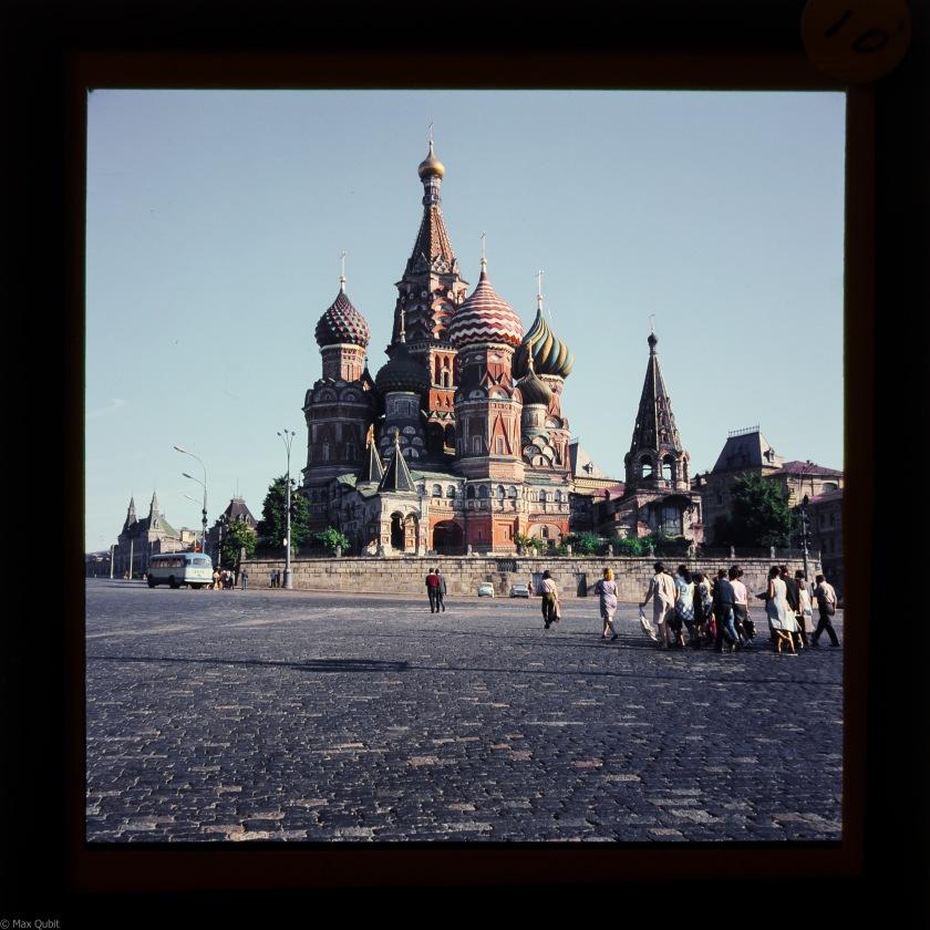 Slide 10 : The Kremlin (1970)