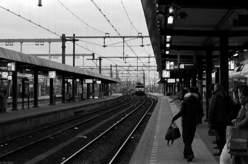 Utrecht Central Station 20:00