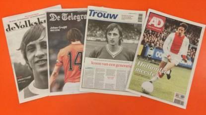 Johan_Cruijff_krantenkoppen