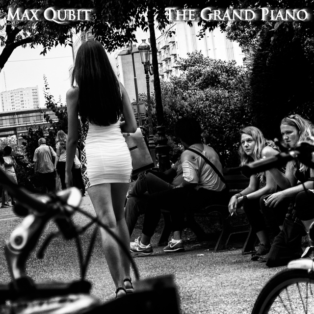 Max Qubit - The Grand Piano (art work)