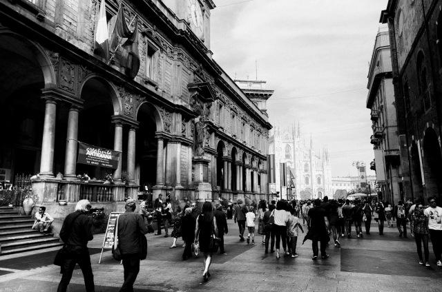 Piazza dei Mercanti (Milan)
