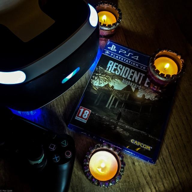 Resident Evill 7 (VR)